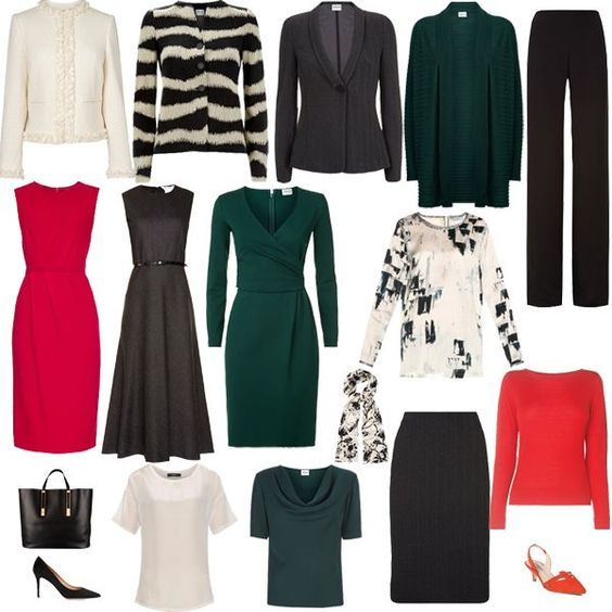 How to Create an Executive Capsule Wardrobe- Perfect for the working woman!