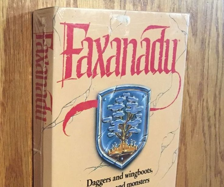 Faxanadu  BRAND NEW FACTORY SEALED  Nintendo Entertainment System NES