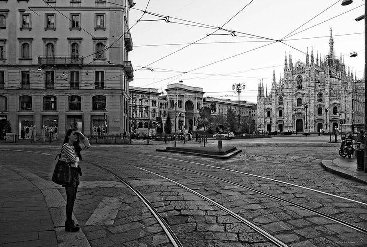 Hashtag #Milano su Twitter