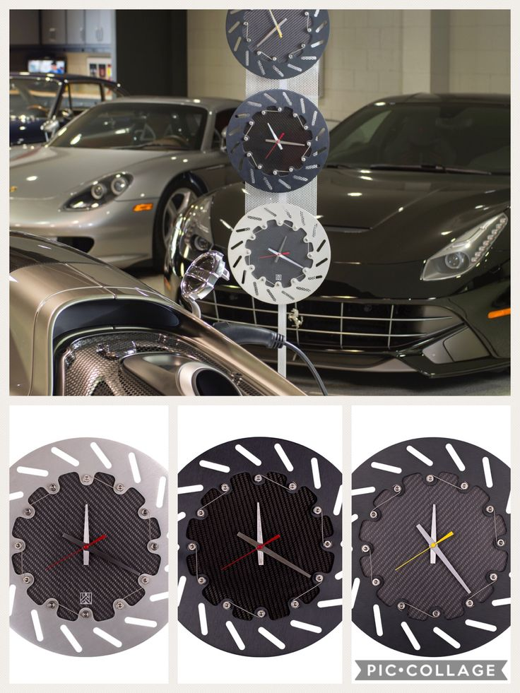 Braketime-laser cut brake rotor clock with authentic carbon fiber center.#clocks#time#timepiece#automotive#speed#functionalart#mancave#museum#carcollecter#design#interiordesign#office