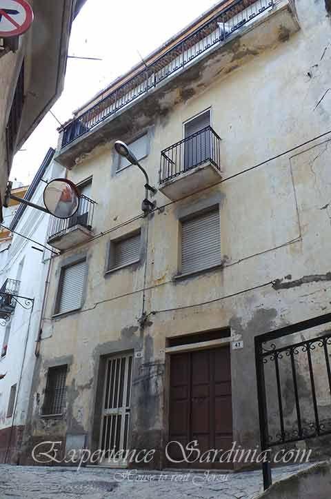 house to rent in jerzu #sardinia #italy #sardiniarent