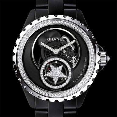 chanel watch star - Google Search
