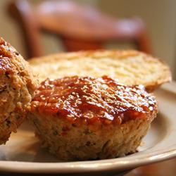 Turkey-Veggie Meatloaf cups...  love these!  I often used diced cabbage in place of the squash.  From allrecipes.com