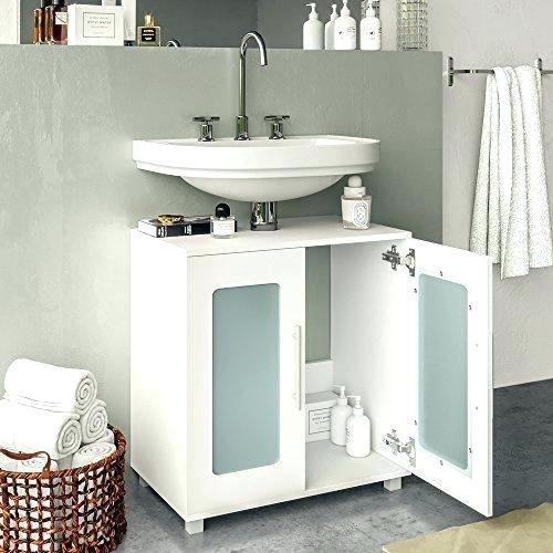Badezimmerschrank Ohne Spiegel Badezimmerschrank 400 Braun