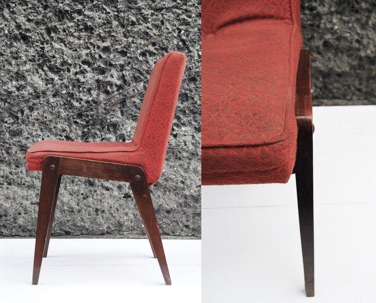 Krzesło typ 200-125  lata 60/70.