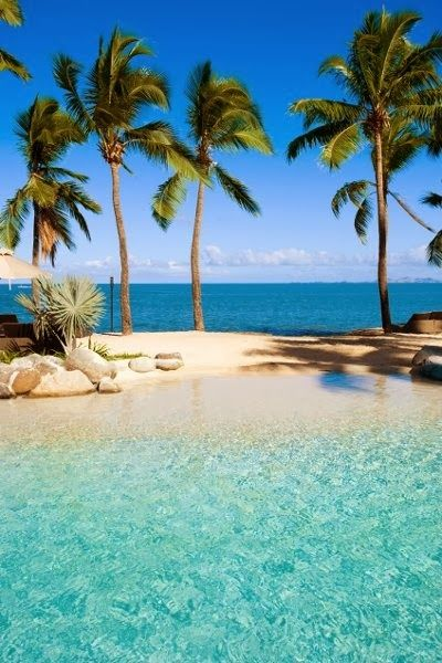Crystal Clear Turquoise Waters