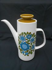 1960's Vintage J & G Meakin ** TOPIC ** Studio Coffee Pot