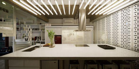 El protagonismo de la escalera en el Loft - Noticias de Arquitectura - Buscador de Arquitectura