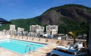 Copacabana Mar Hotel, Brazil - WiFi client satisfaction rank 4/10. Download 1.4 Mbps, upload 785 kbps. rottenwifi.com