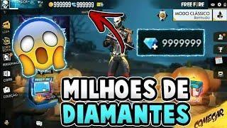 Novo Bug De Diamantes Infinito No Free Fire Bug De Diamante