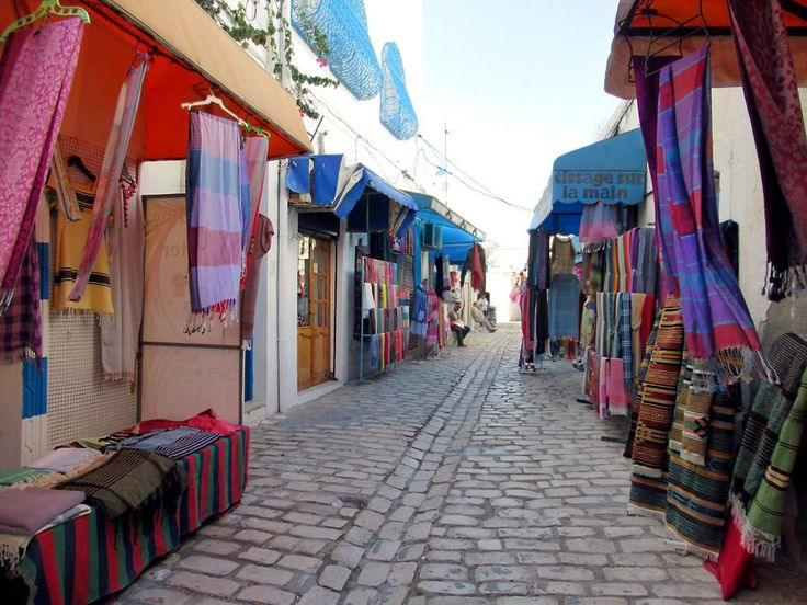 The souvenir shops of rue Ali Bey in Mahdia, Tunisia, have been quiet since most consumer tourists were scared away by terrorist attacks in Sousse and Tunis in 2015.