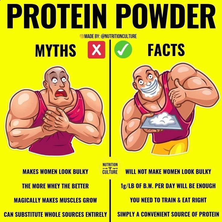 Most beginners believe that protein powder is this magical supplement that autom…