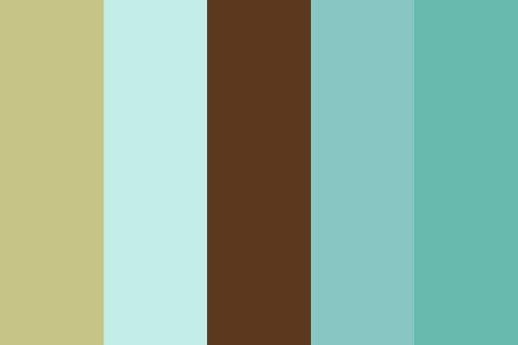 earth color palette - Google Search | Household