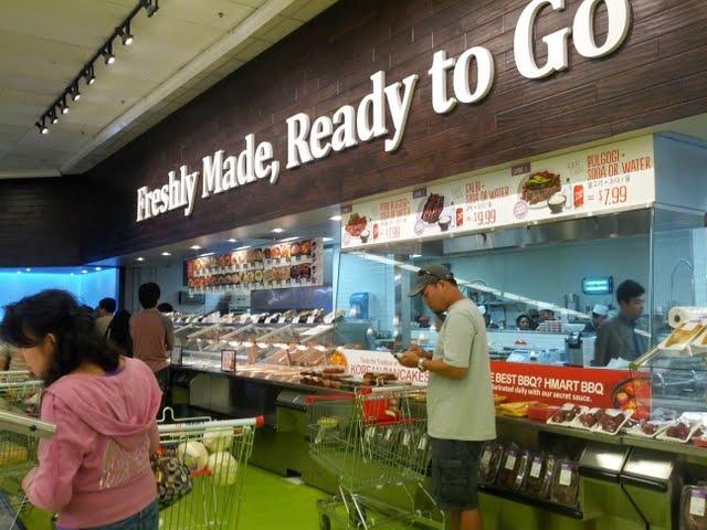 H Mart Grand Opening | Kirbie's Cravings | A San Diego food blog