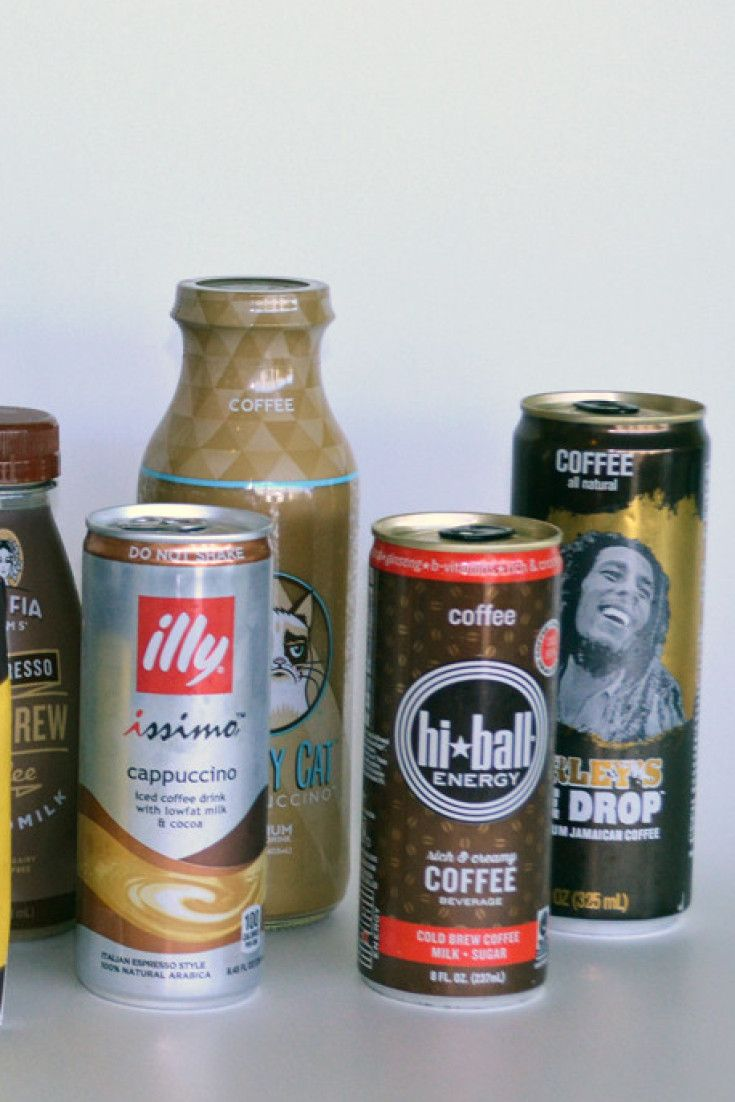 The Best Bottled Iced Coffees, Ranked. Here Are The Results Of Our Taste Test.