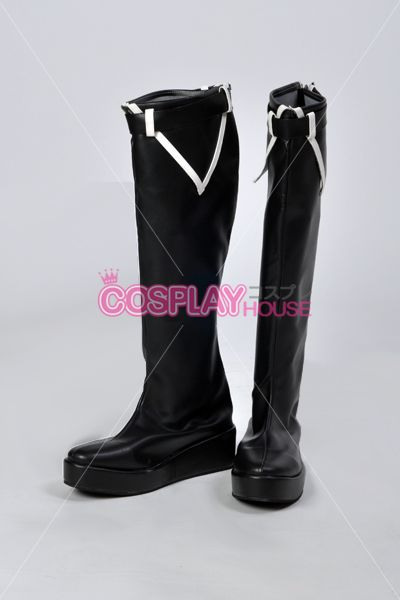 Vocaloid -- Black Rock Shooter Cosplay Boots Version 04 #vocaloid #blackrockshooter #cosplay #cosplayhouse #cosplayboots #cosplayshoes #boots #boot #shoe #shoes #cosplaycostume #cosplaywig #cosplaywigs #cosplayprops #costume #costumes #animeconvention #convention