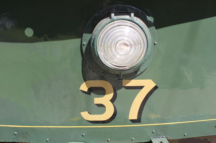 Ballarat 37, now at the Sydney Tramway Museum