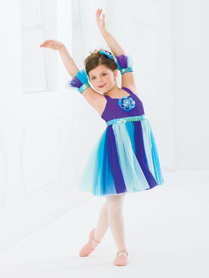 Sweet Dreams - Style 582 | Revolution Dancewear Children's Dance Recital Costume