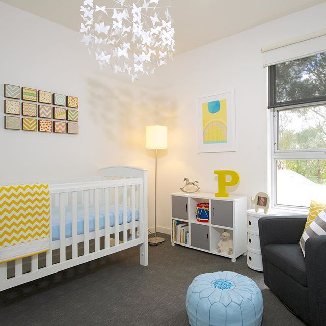 One of the lovely rooms featured in #beautifulbabiesrooms is this one belonging to baby Patrick. Bel has explained all the finer details in her book but we especially love that gorgeous wall art - chosen for Patrick's mum, who works as a graphic designer and loves the designer-ish details 👌🏼@nestdesignstudio