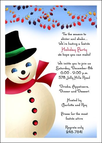 60 Best Christmas Invitation Greeting Cards Images On
