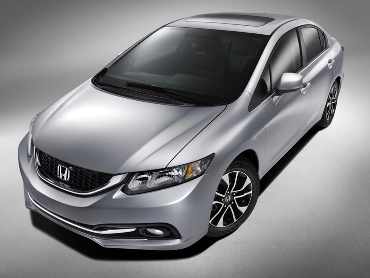 Official: 2013 Honda Civic goes on sale later this month & Set for L.A. Debut