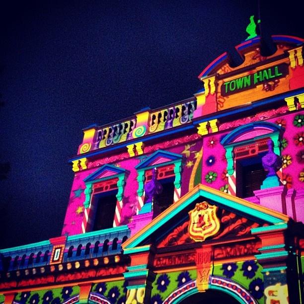 Parramatta Town Hall looking mighty fine. #parramasala #parramatta