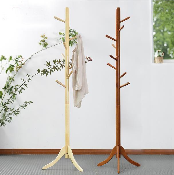 100% дуб вешалка для шляп, деревянный вешалка стенд 177 см, 8 дерево крюк пальто вешалка для полотенец, мебель для гостиной