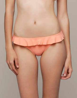 Slip bikini volant - Costumi da Bagno & Bikini - Italia Oysho