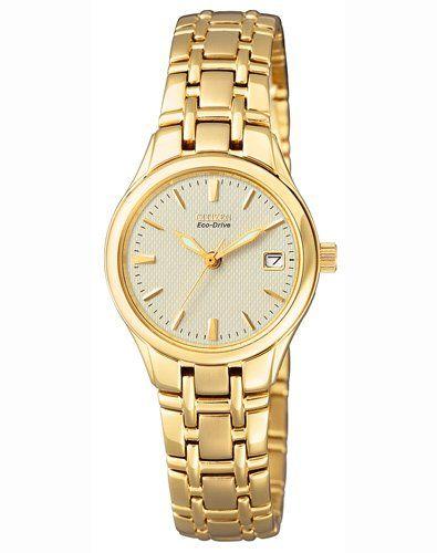 Citizen Damenuhren ✓ Eco Drive Technologie✓ Gold & Rosegold Uhren von Citizen mit Saphirglas ✓ Uhrenarmband aus Leder oder Edelstahl✓ Große Auswahl