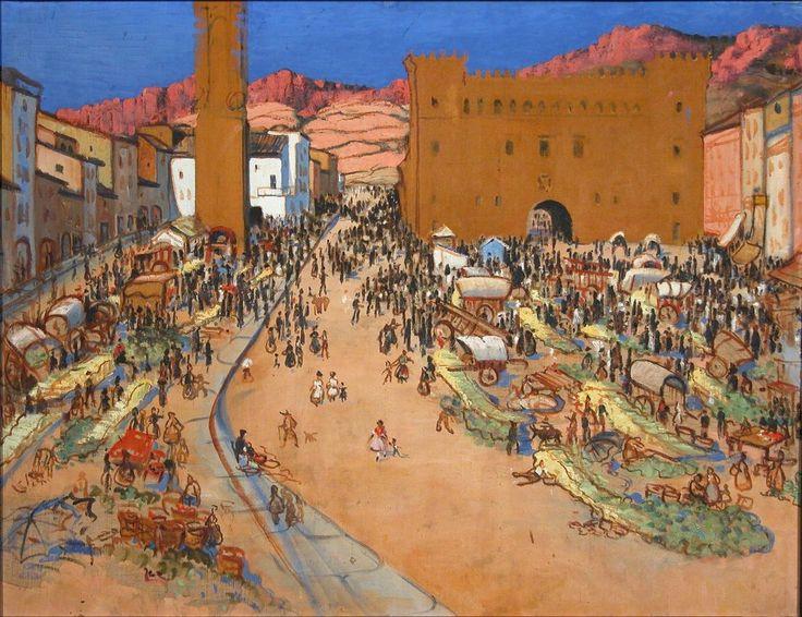 Plaza de Ayerbe - Ramón Acín (1932)