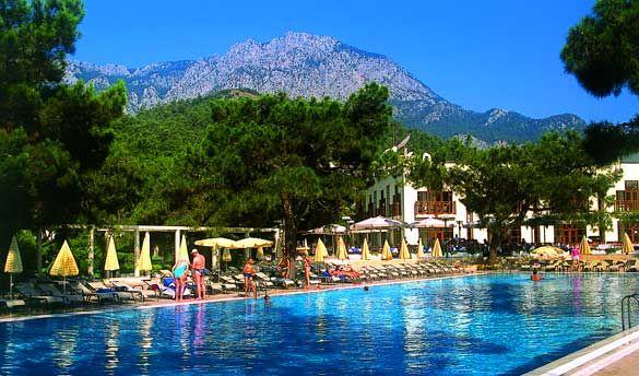 Séjour Turquie Lastminute, promo séjour Antalya pas cher au Hôtel La Mer Art 5* prix promo Lastminute de 499,00 € TTC au lieu de 999,00 €
