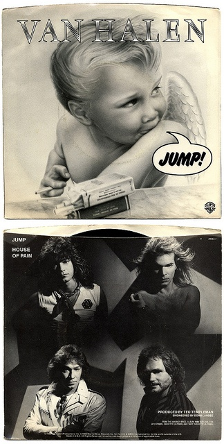 Jump b/w House Of Pain Van Halen, Warner Bros. Records/USA (1983)