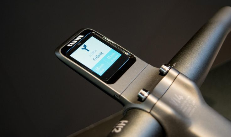 Gashetka | Transportation Design | 2015 | Canyon Smart Bike Computer | Source | Thx...