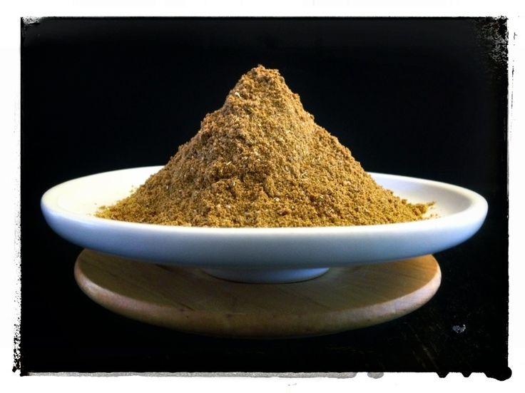 Ras El Hanout  (A Moroccan spice blend...)