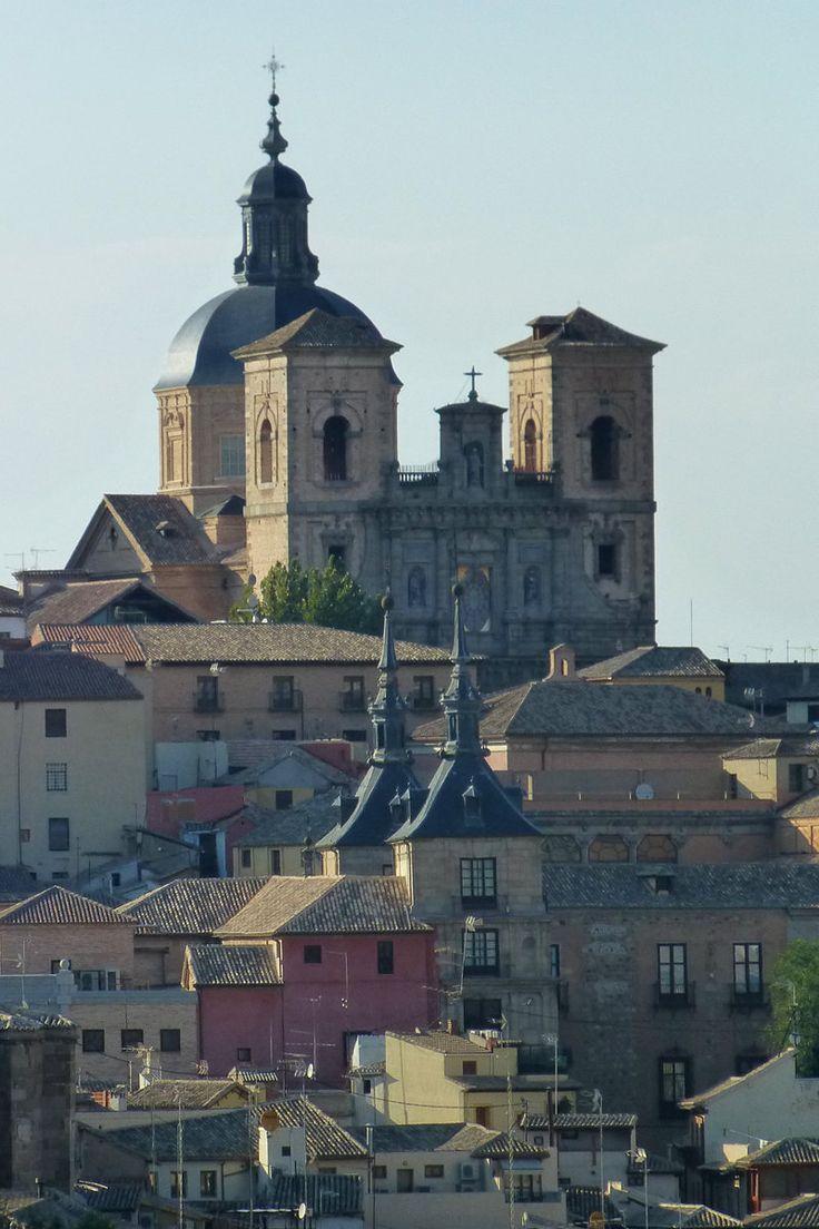 Iglesia de San Ildefonso o de los Jesuitas, en Toledo