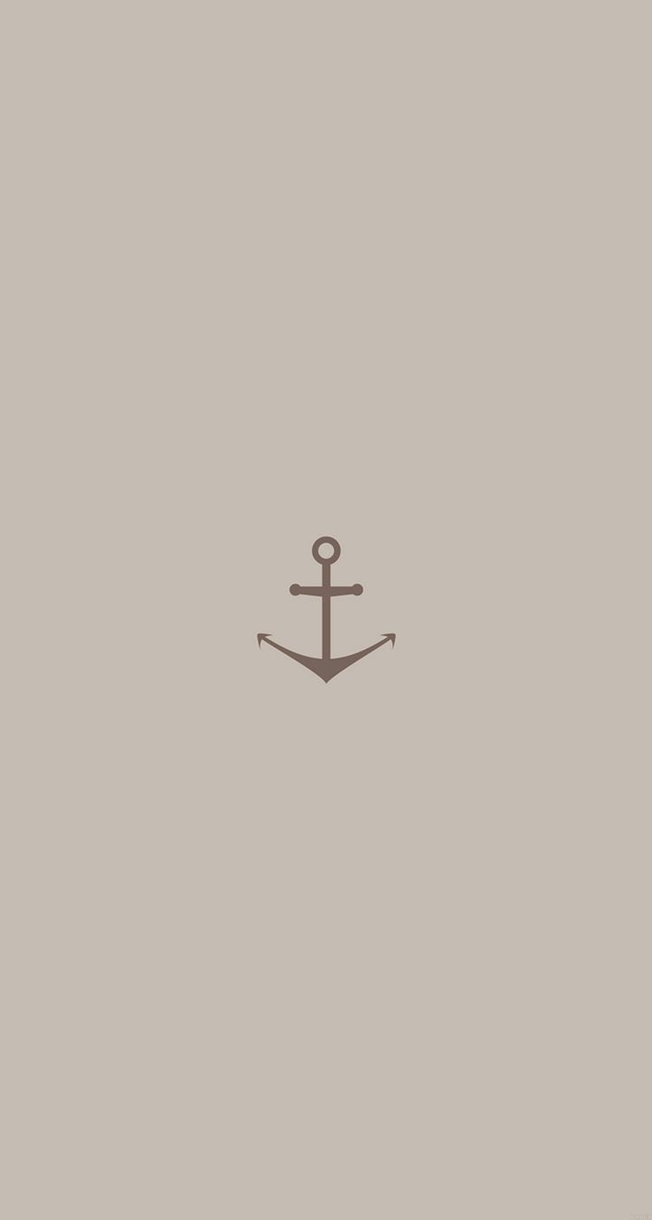 Anchor iPhone Wallpaper