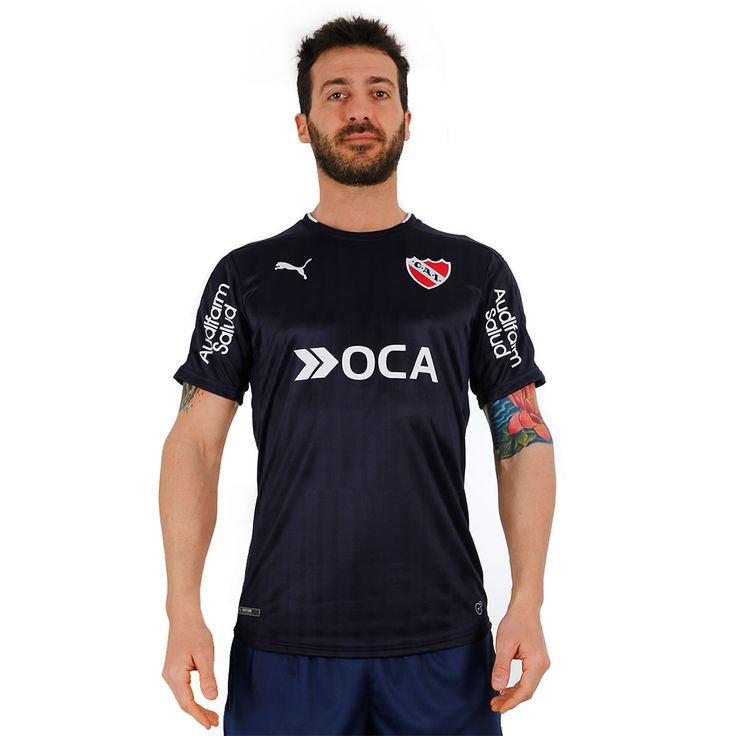 CAMISETA ALTERNATIVA PUMA INDEPENDIENTE AWAY 2016/17 - dexter