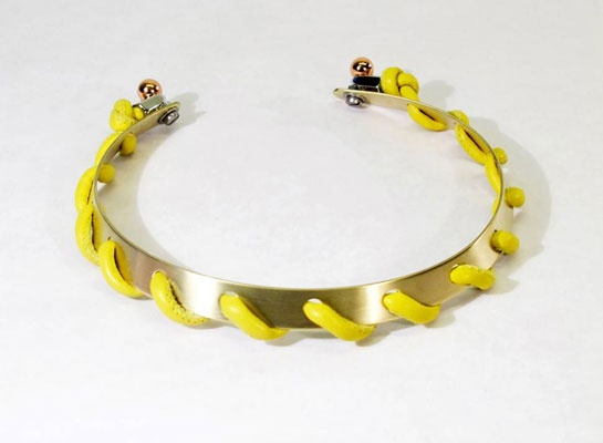 Ligia Dias collier Hard Cord #necklace #creative  #design