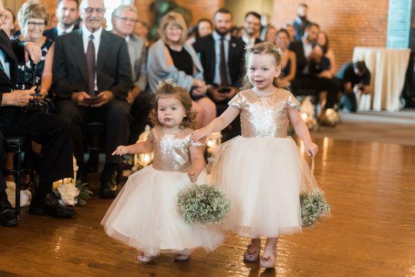 Flower girls    #wedding #weddingideas #weddings #aislesociety #eventdesign #realweddings