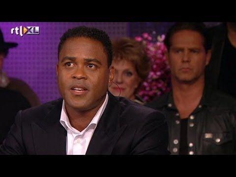 Patrick Kluivert: Verschrikkelijk om Rossana te zijn - RTL LATE NIGHT - YouTube