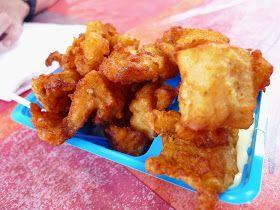 The Ravenous Scientist: Dutch fish and chips- Kibbeling!