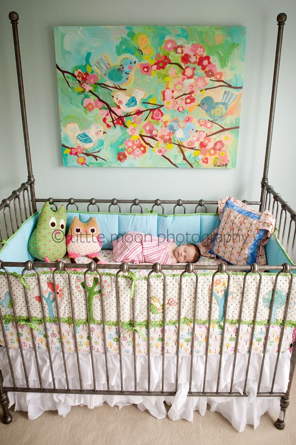 Love this crib.