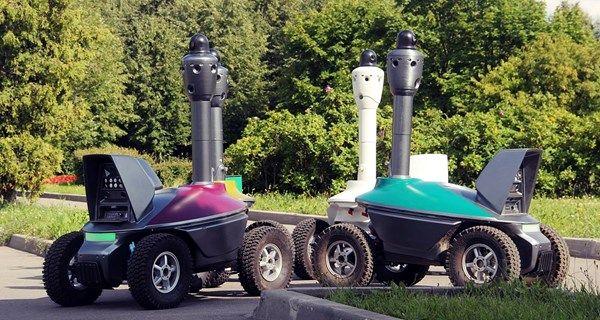 Fim da linha? Melhores e mais baratos, robôs já substituem vigias humanos