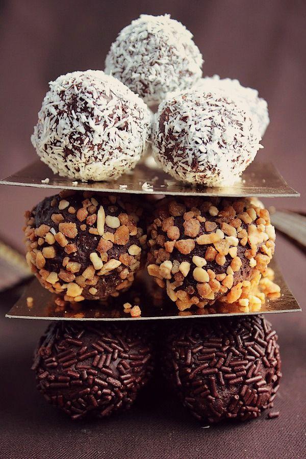 Truffes Chocolat, Pralin & Noix de Coco Blog: Chocociframboise