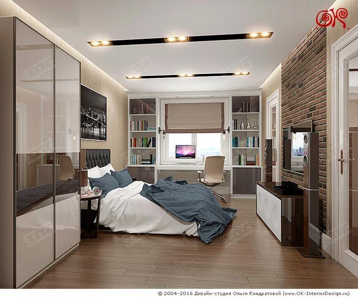 Фото интерьера спальни в светлых тонах http://www.ok-interiordesign.ru/ph18_bedroom_interior_design.php