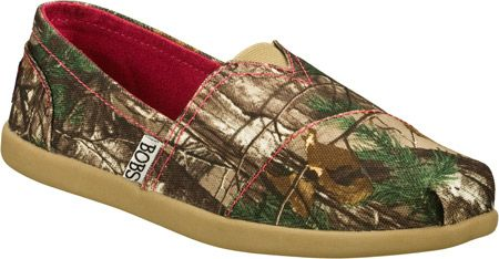 Skechers BOBS World Hide And Seek - FREE Shipping & Returns | Shoebuy.com. I love these camo shoes!