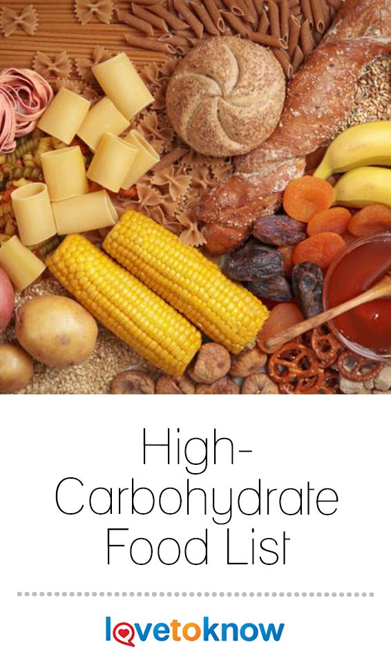 high carb diet gain weight low fat