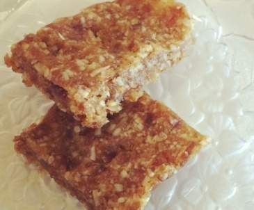 Recipe Raw Lemon Slice by ApplesForAll - Recipe of category Baking - sweet