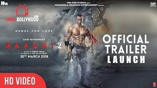 Baaghi 2 Official Trailer Launch | Tiger Shroff | Disha Patani | FoxStarHindi | موفيز هوم  Watch Baaghi 2 Official Trailer Launch | Tiger Shroff | Disha Patani | FoxStarHindi  A battle-hardened army officer goes in search of his ex-lovers child who is mysteriously kidnapped. Neha reaches out to the only person who can help her with her plight Ronnie. He goes deep into the underbelly of Goa facing off against drug lords menacing Russian henchmen and blood thirsty animals. Daring stunts chase…