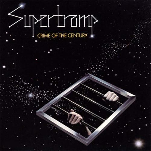 USED CASSETTE Released in 1974, Crime of the Century is the third album by the English progressive rock band Supertramp. A&M Records CS-3647 Side 1: School Bloody Well Right Hide In Your Shell Asylum